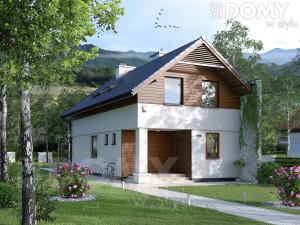 projekt domu 140m2