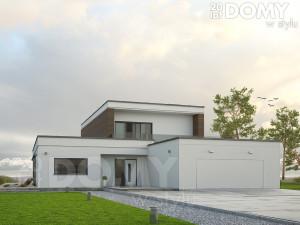projekt domu dużego