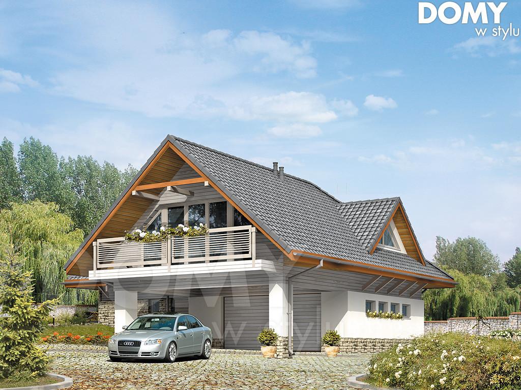 projekty domków letniskowych